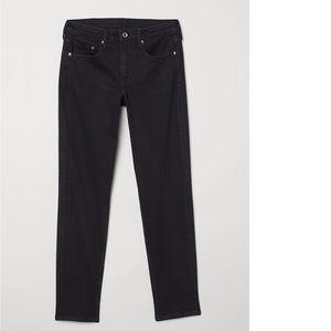 H&M Girl Friend Jeans Regular, Standard Length NWT